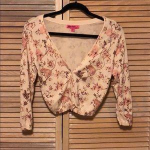 Betsy Johnson Sweater